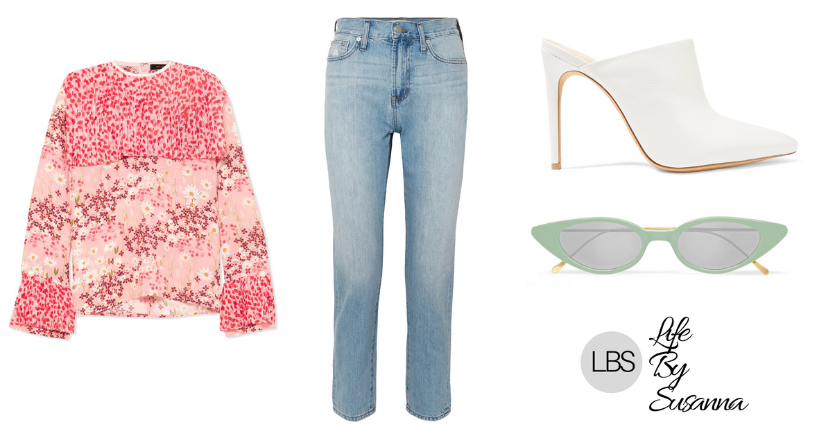 Floral (already) summer vibes