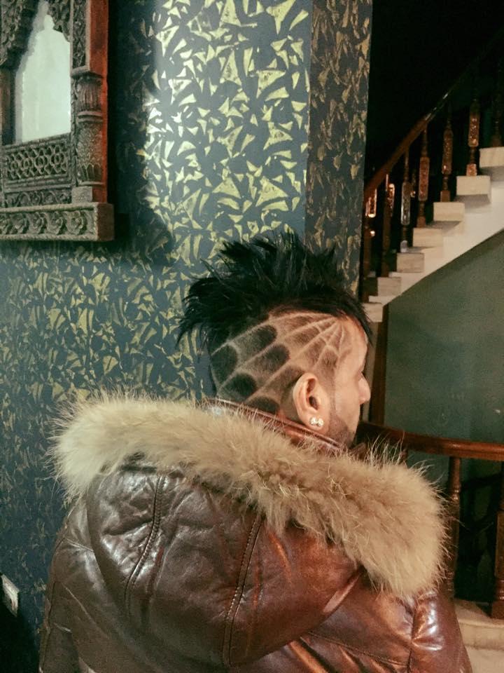 Dashing Jazzy B With The New Hair Style Watch Listen Punjabi