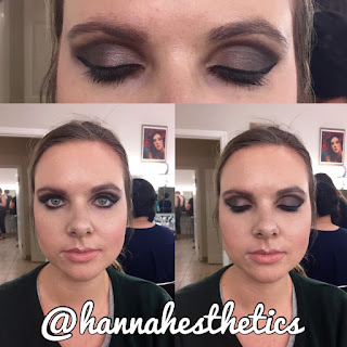 For Makeup Artistry At Elegance Schools In London Ontario I M So Pleased With How This Look