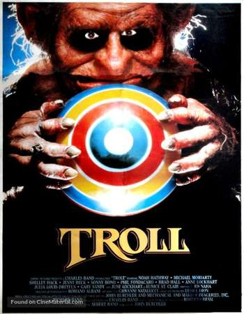 Troll 1986 Hindi Dual Audio 400MB BRRip 720p ESubs HEVC