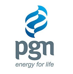 Logo PT PGN (Persero)