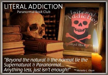 LITERAL ADDICTION Paranormal Book Club Book Review Archives