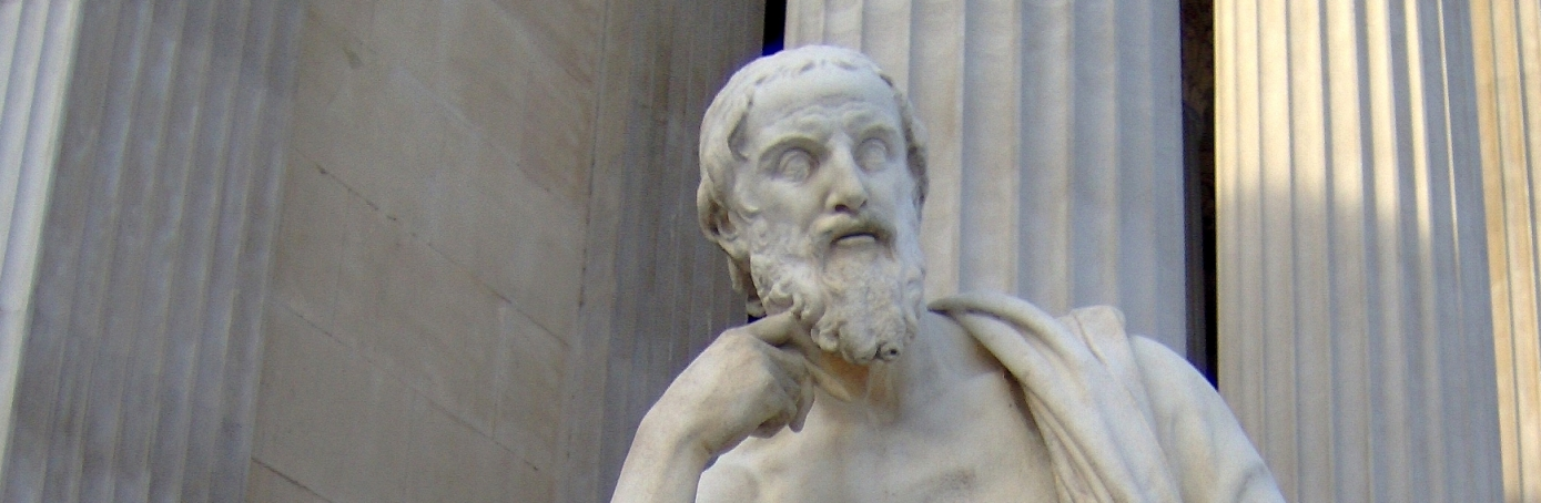 an introduction to the life of herodotus of halicarnassus Herodotus: herodotus, greek author of the first great narrative history produced in the ancient world, the history of the greco-persian wars scholars believe that herodotus was born at halicarnassus, a greek city in southwest asia minor that was then under persian rule.