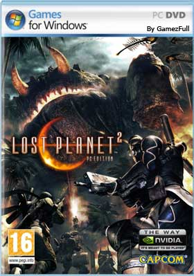 Lost Planet 2 PC Full [Español] [MEGA]