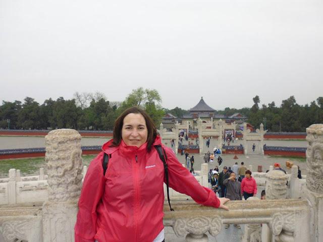 En el Templo del Cielo (Beijing) (@mibaulviajero)