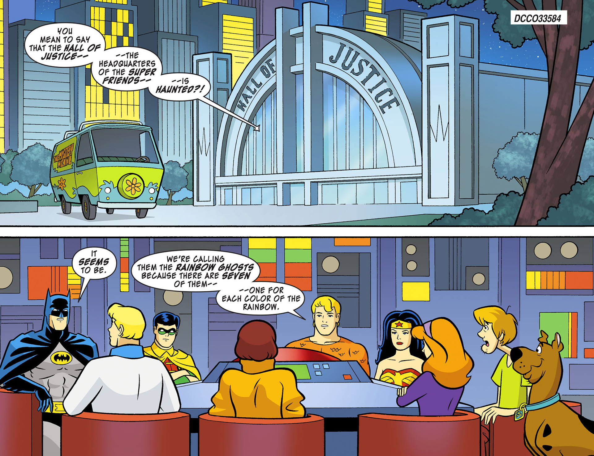 Read online Scooby-Doo! Team-Up comic -  Issue #11 - 3
