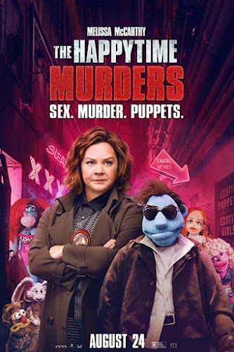 The Happytime Murders (BRRip 720p Dual Latino / Ingles) (2018)