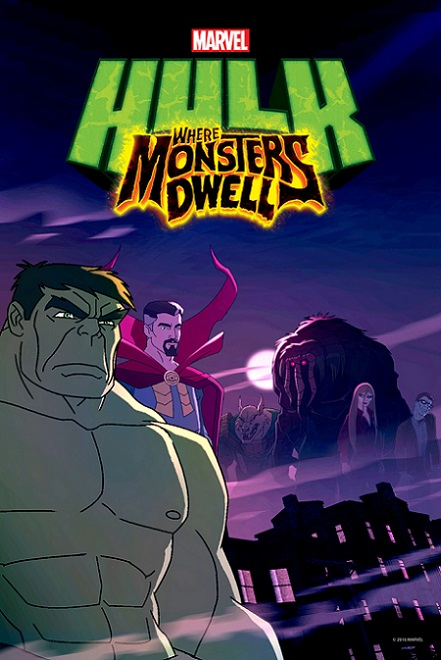 Hulk: Where Monsters Dwell (2016) 720p y 1080p WEBRip mkv Dual Audio AC3 5.1 ch