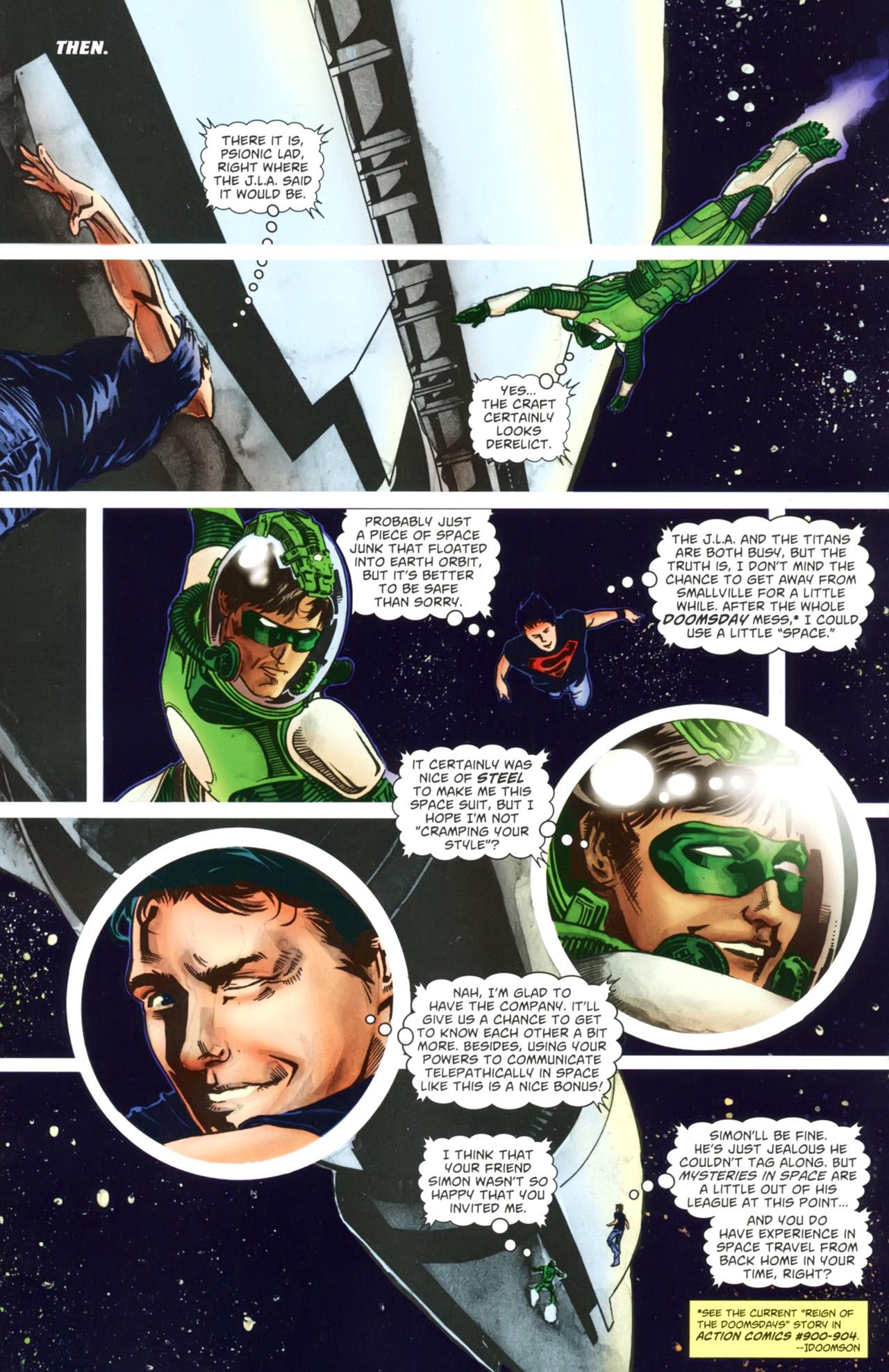 Superboy [I] Issue #7 #7 - English 5