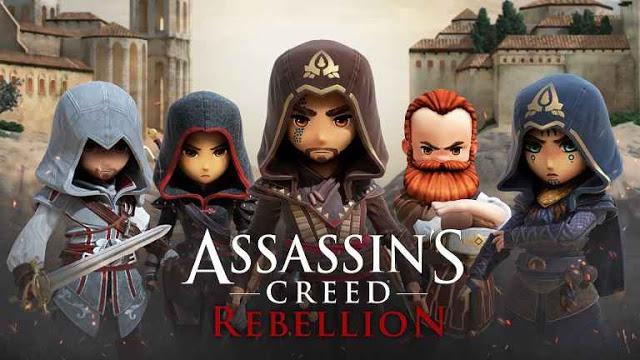 Assassin's Creed: Rebellion Mod Apk