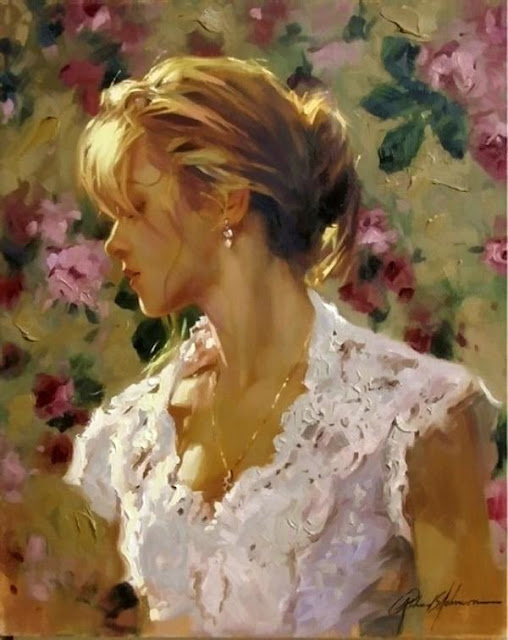 20 beautiful Paintings by Richard Johnson