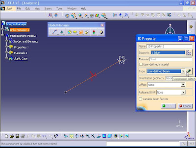 Product Design Engineering: Buckling in CATIA Structural