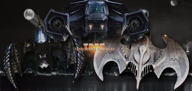 Batwing în filmele Batman Forever, Batman şi The Dark Knight Rises