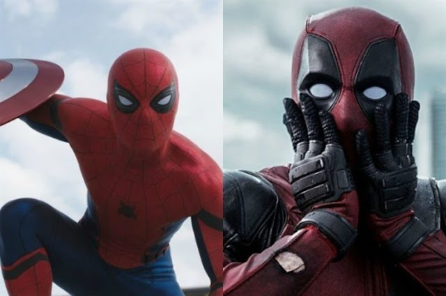 Fox Confirma Deadpool 2 y un Crossover con Spider-Man