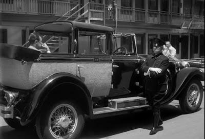 Coche Isotta Fraschini de 1929 en Sunset Boulevard