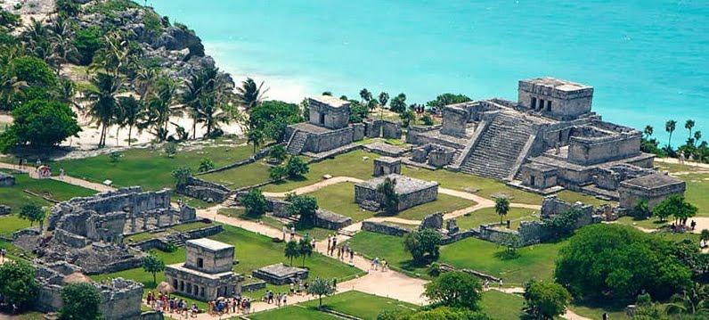 Messico: Tulum un sogno Maya sul mar dei Caraibi