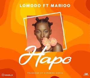 Download Audio | Lomodo ft Marioo - Hapo