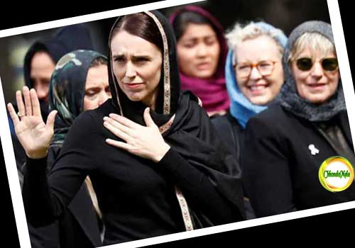 Prime Minister Jacinda Ardern receives death threats in report to the order of social media
