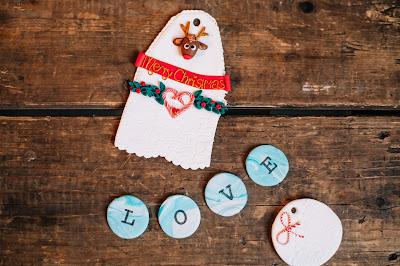 Diy Kerstmis Evenement Fimo - Persoonlijk