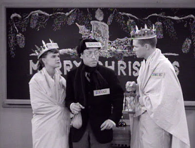 Thrilling Days of Yesteryear: A Very Merry MeTV Blogathon: Christmas with the Gillis Family