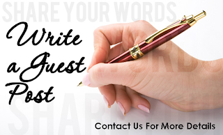Want To Write A Guest Post, Please Contact Us For More Detail.
