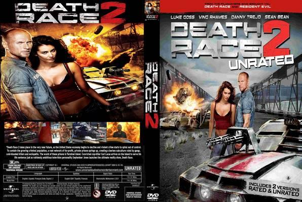 beautiful and sexy asian women: Death Race 2 720p eng+hindi