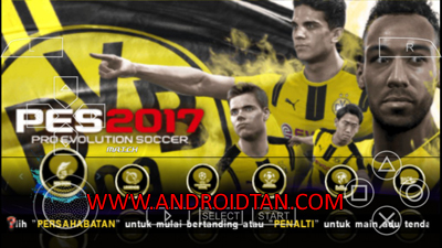 Download PES 2017 Jogress Evolution Patch V2 PSP/PPSSPP Full Terbaru 2017