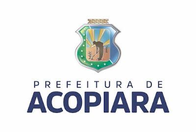 Resultado de imagem para prefeitura de acopiara