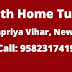 Best Math Home Tutor in Sarvapriya Vihar Delhi