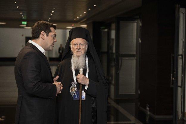 Ο Πατριάρχης Βαρθολομαίος ζητά εξηγήσεις από την Ελληνίδα πρόξενο για τη συμφωνία Τσίπρα - Ιερώνυμου