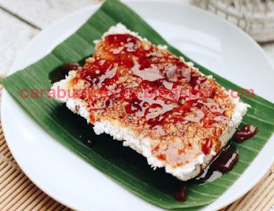 Kue tradisional ini rasanya manis legit biasanya dibuat dengan cetakan kue rangi tapi And CARA MEMBUAT KUE RANGI KHAS BETAWI