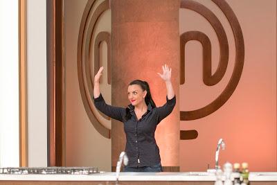 Thaiana deixou a cozinha do MasterChef nesta terça-feira - Divulgação/Band