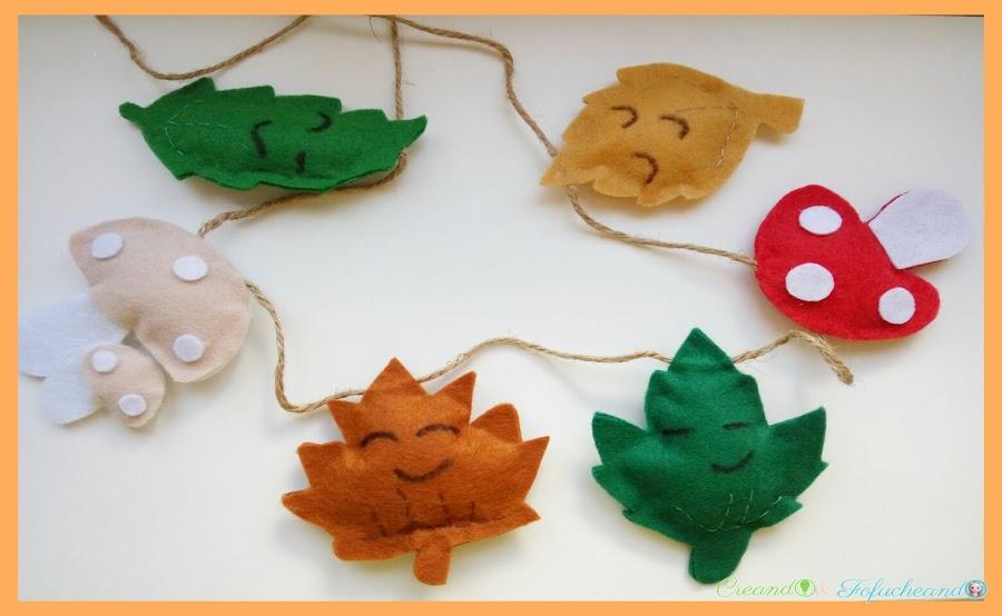 Guirnalda-de-otoño-con-hojas-y-setas-en-fieltro-creandoyfofucheando