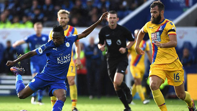 [Video] Cuplikan Gol Leicester 3-1 Crystal Palace (Liga Inggris)