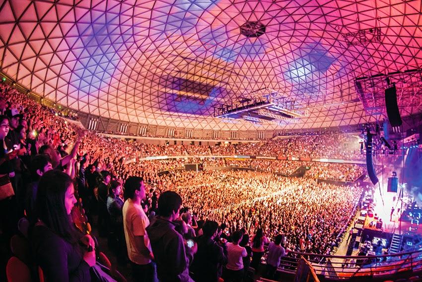 Conciertos y Recitales en Arena Movistar