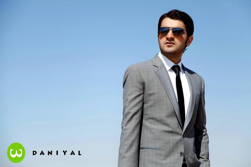 Menswear Full Suits 2013 By Daniyal Winter Collection 2013 For Men