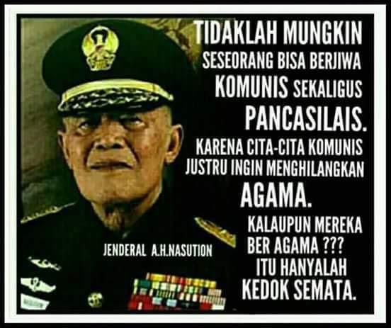 JENDERAL BESAR AH. NASUTION