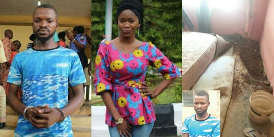 I Killed Ex-Deputy Governor's Daughter To Become Rich In 7 Days - Boyfriend