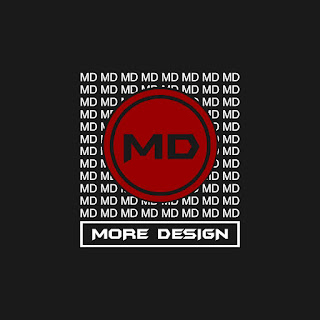 MD Circles Collaboration Logo Template Free Download Vector CDR, AI, EPS and PNG Formats