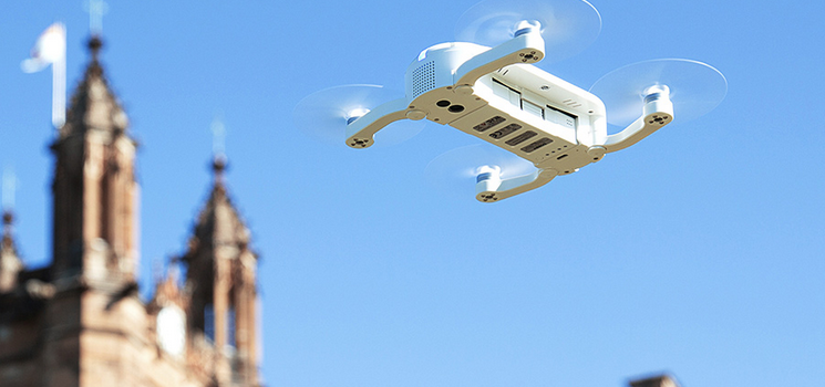 Drone Selfie DOBBY