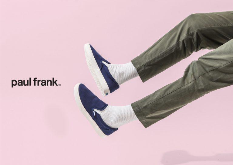 Paul Frank New Slip On 4