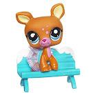 Littlest Pet Shop 3-pack Scenery Deer (#1759) Pet