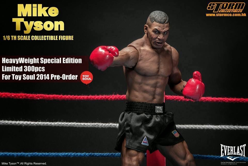 Osr Storm Collectibles Mike Tyson 1 6th Scale