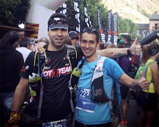 Atletismo Aranjuez en Maratón Las Tucas