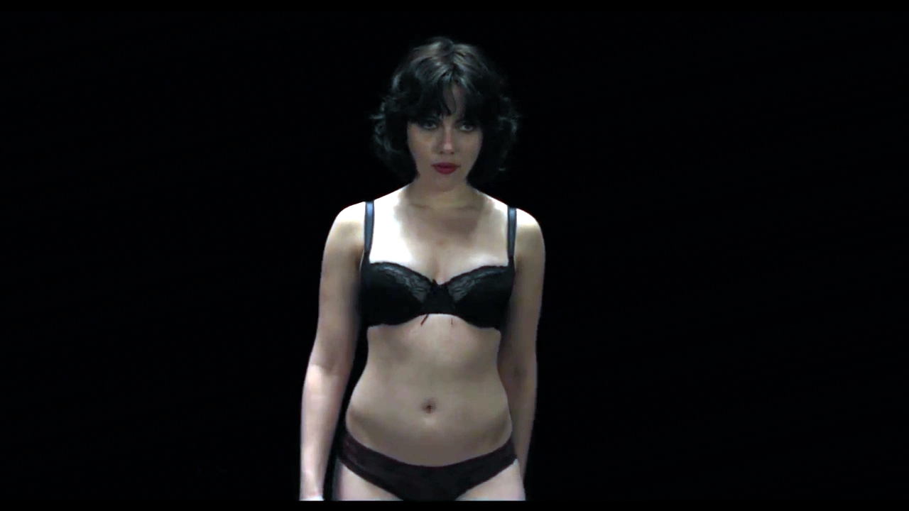 Scarlett johansson under the skin full frontal