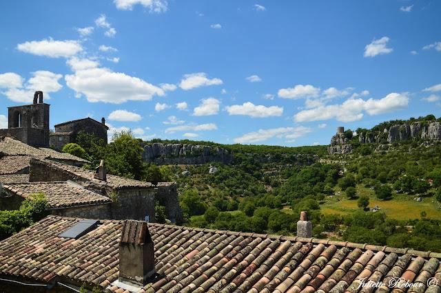 Falaise de l'Ardèche