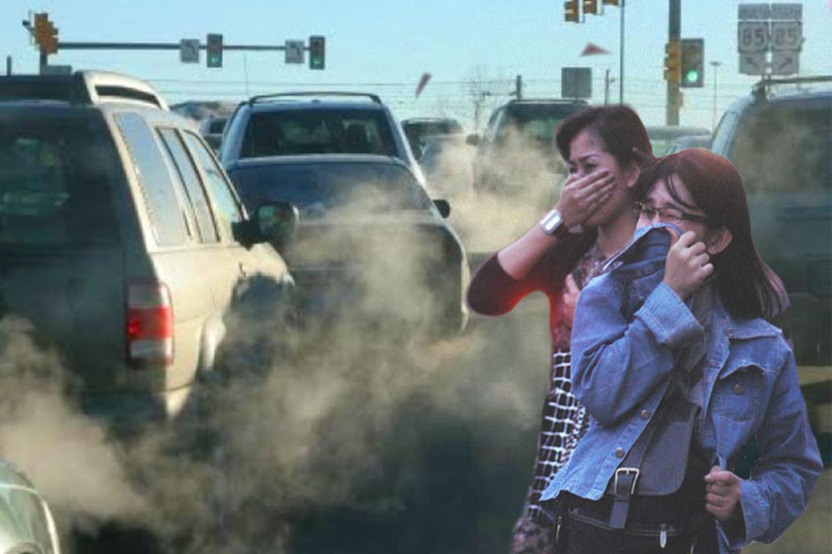 kenali dampak bahaya polusi udara bagi kesehatan kulit