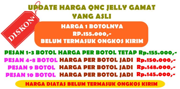 Penjual QnC Jelly Gamat di Sumedang