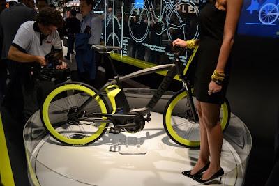 bici con pedalata elettroassistita