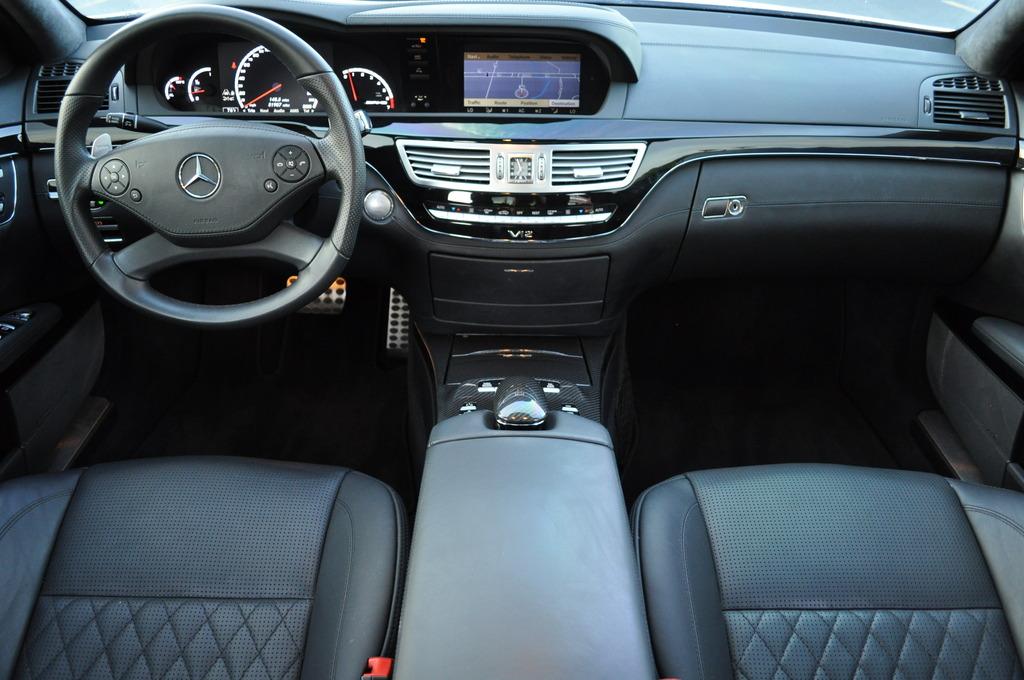 2010 Mercedes-Benz W221 S65 AMG V12-Bitrubo | BENZTUNING